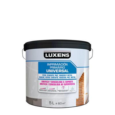 Imprimación universal LUXENS blanco 5L