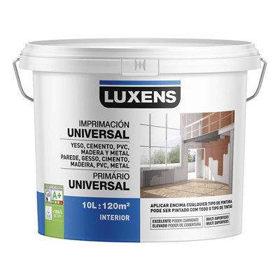 Imprimación universal LUXENS blanco 10L