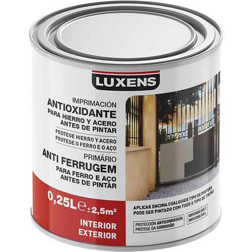 Imprimación para hierro luxens 0,25l