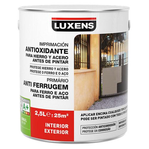 Imprimación para hierro luxens 2,5l