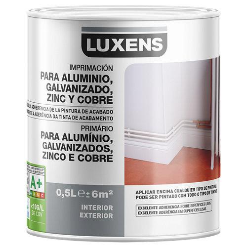 Imprimación para metales no ferrosos luxens 0,5l