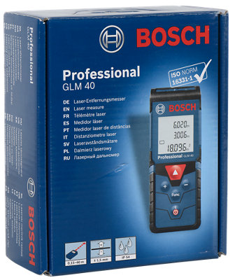 Medidor Laser Bosch Leroy Merlin