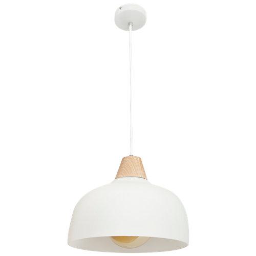 Lámpara de techo harbor blanca inspire 1 luz