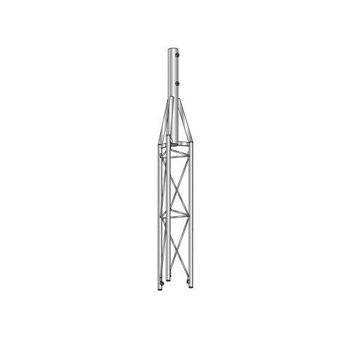 Torreta superior televés 180 de 1,25 m