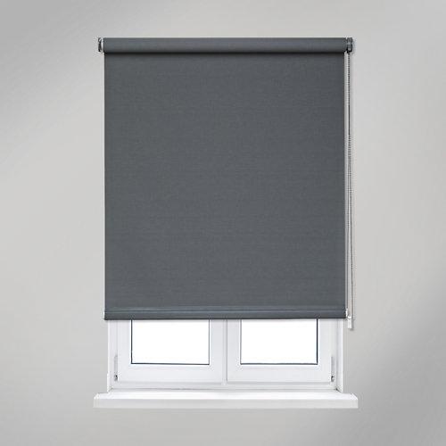 Estor enrollable screen industry gris de 180x250cm