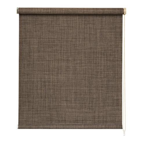 Estor enrollable screen texture beige de 90x250cm
