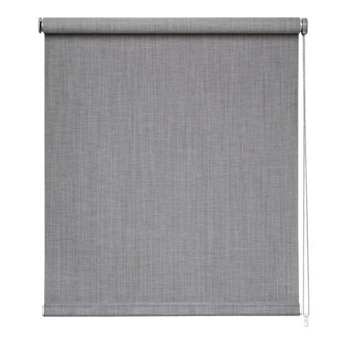 Estor enrollable screen texture gris de 200x250cm