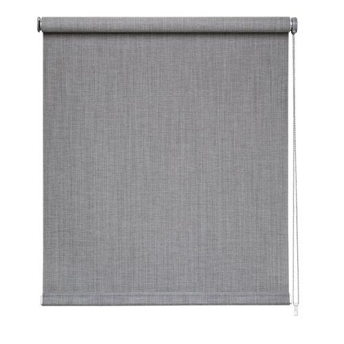 Estor enrollable screen texture gris de 220x250cm