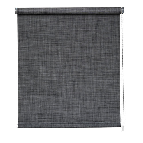 Estor enrollable screen texture gris de 105x250cm