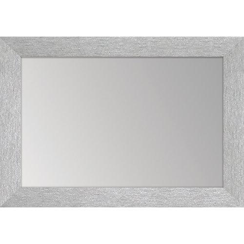 Tapa para contador con espejo plata 35 x 50 cm