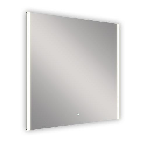 Espejo de baño con luz led led bluetooth 80 x 80 cm