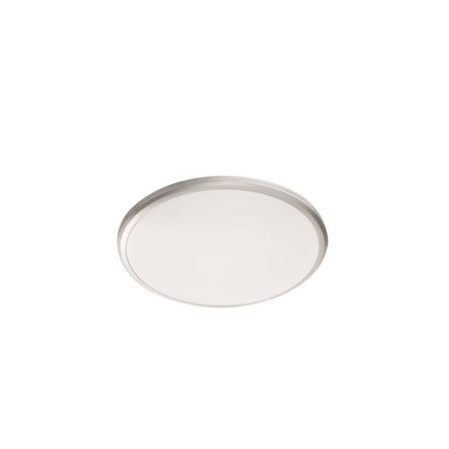 Foco led philips gris / plata de 12w