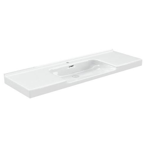 Lavabo suprema blanco 101x46 cm