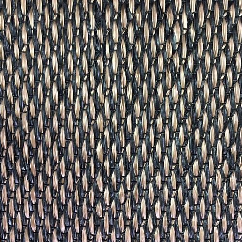 Alfombra marrón pvc teplon bronce 45 x 60cm