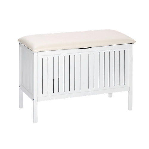 Carrito baño oslo blanco 55x39x78 cm
