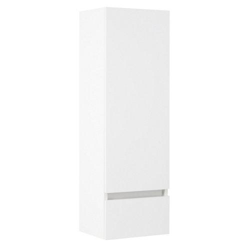 Armario de baño spazio blanco 30x94x24 cm