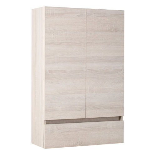 Armario de baño spazio roble 60x94x24 cm