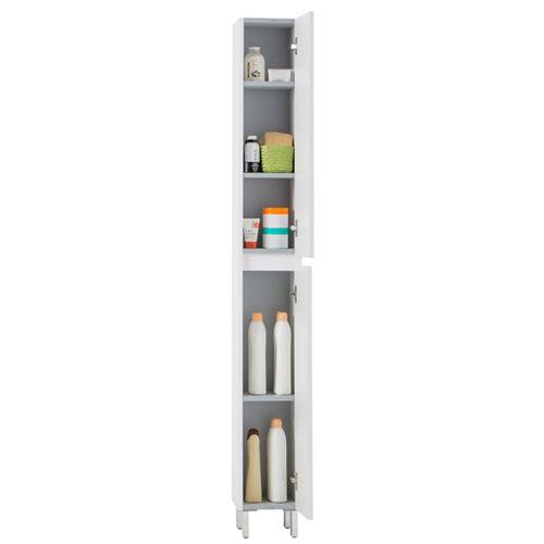 Columna baño spazio blanco 22x182x24 cm