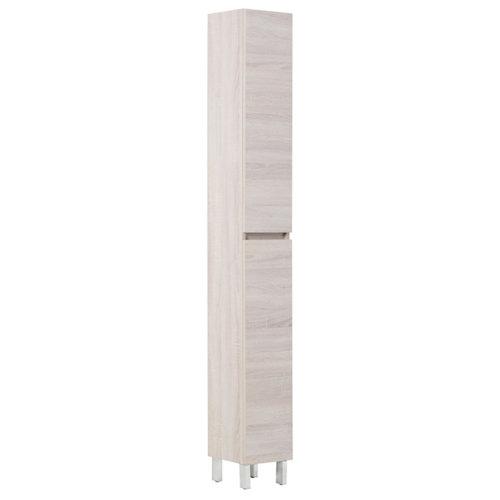 Columna baño spazio roble 22x182x24 cm