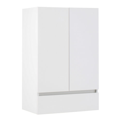 Armario de baño spazio blanco 60x94x37 cm