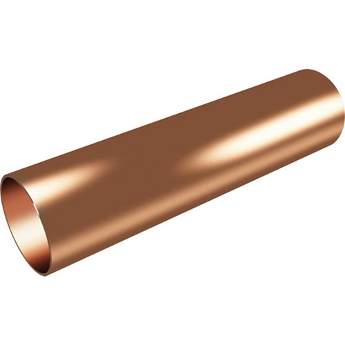 Tubo pvc ø 80 mm cobre