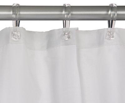 Sealskin Cortina de Ducha Marrakech Poli/éster Plateado 180 x 200 cm