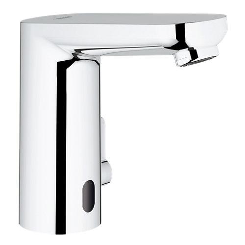 Grifo lavabo con sensor grohe get cromo