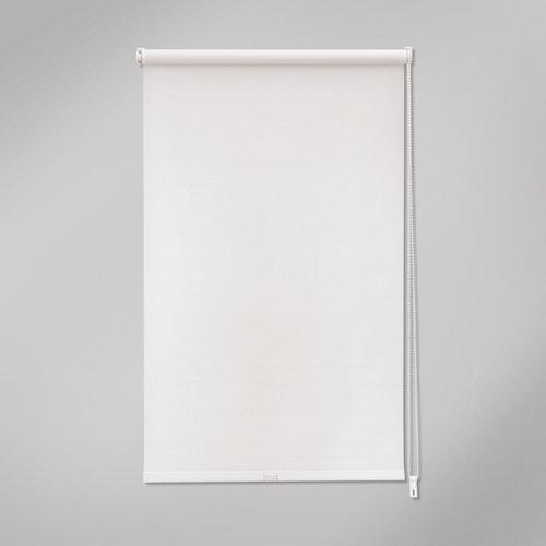 Estor enrollable mini screen industry blanco de 62x190cm
