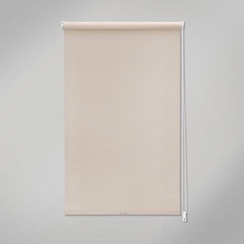 Estor enrollable mini screen industry beige de 42x190cm