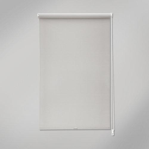 Estor enrollable mini screen industry gris de 42x190cm