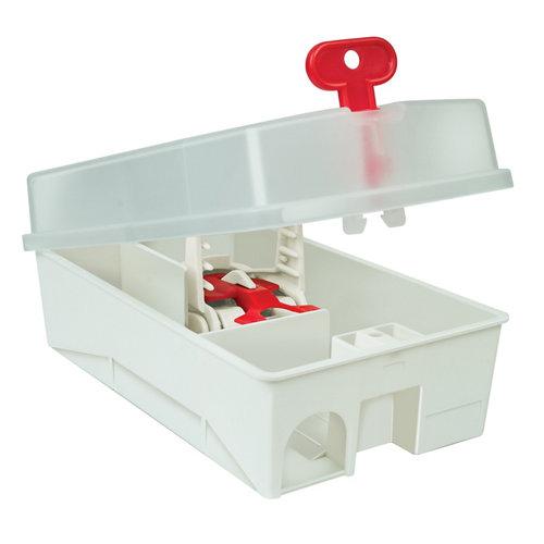 Trampa para ratones con caja altuna