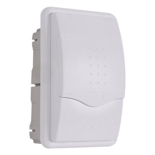 Cuadro eléctrico famatel nuova de 4 módulos