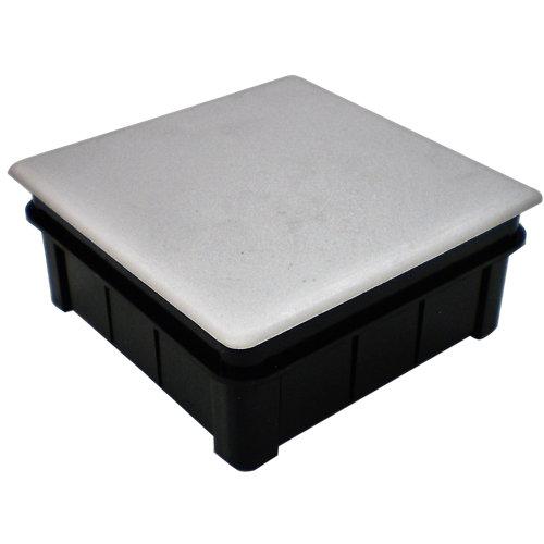 Pack de 6 cajas de registro 100 x 100 mm famatel