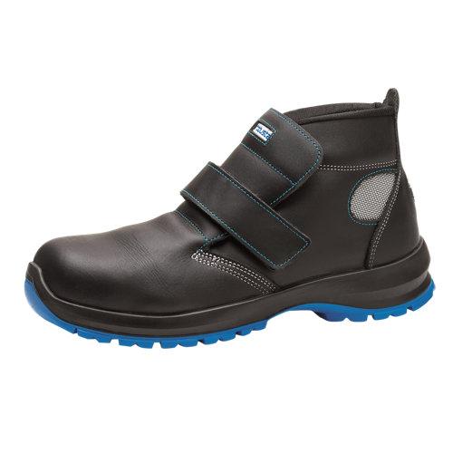 Botas de seguridad robusta 92078 s3 negro t45