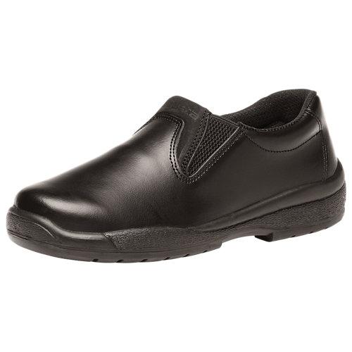 Zapatos de seguridad robusta 90200 negro t40