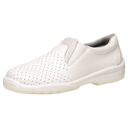 Zapatos de seguridad robusta 90197 blanco t41