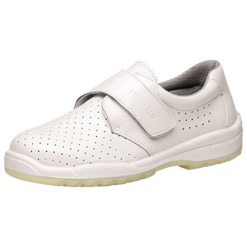 Zapatos de seguridad robusta 90206 blanco t39