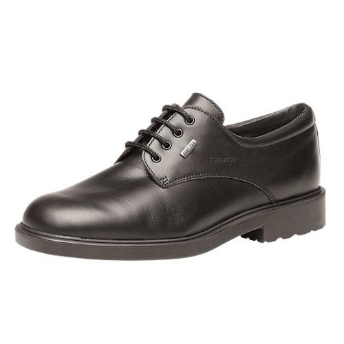 Zapatos de seguridad robusta 90484 negro t45