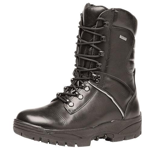 Botas de seguridad robusta 90516 negro t39