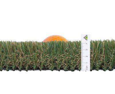 Rollo de césped artificial Living Garden 2x5 m y 45 mm de altura de fibras