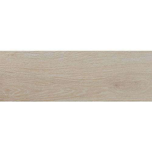 Baldosa cerámica ec. rainforest 20x60 ivory