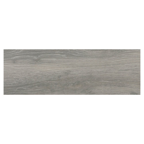 Pavimento cerámico rainforest gris 20x60 cm