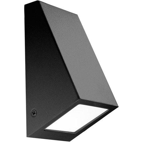 Aplique exterior negro forlight karen small gu-10