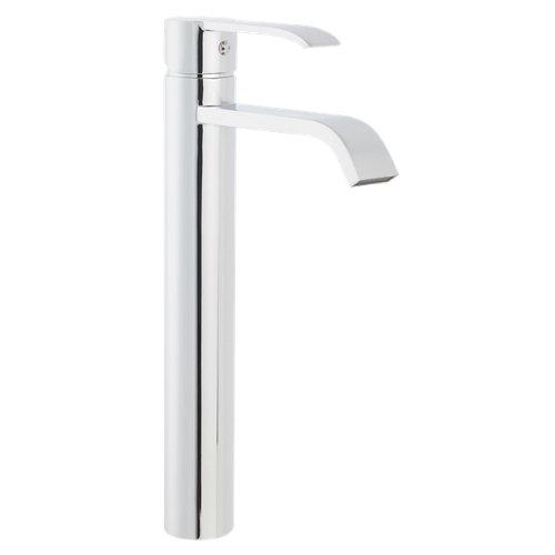 Grifo de lavabo c/alto sensea hao cromo