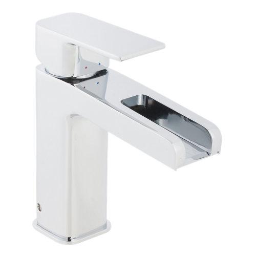 Grifo de lavabo sensea samar cromo