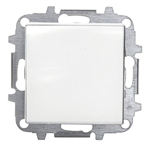 Interruptor niessen sky cristal blanco