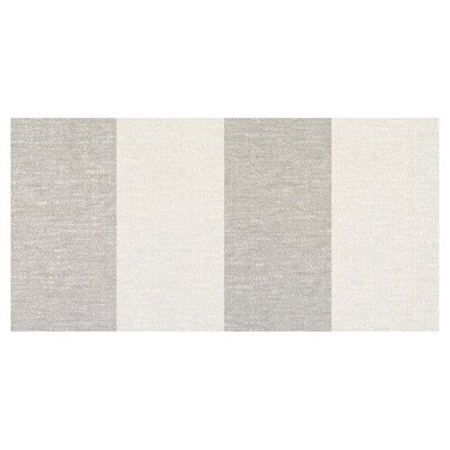 Revestimiento tessile 30x60 rayas gris decorado artens