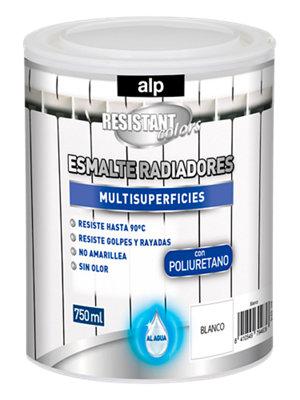 Esmalte para radiador al agua 750 ml blanco