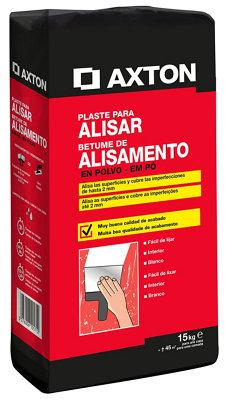 Plaste en polvo axton 15 kg
