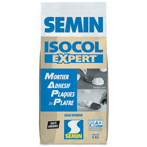 Pasta de agarre isocol expert 5 kg